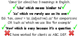 ECE 9 What Como means